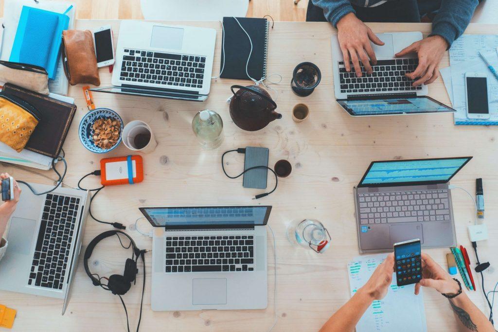 De opkomst van het freelancen