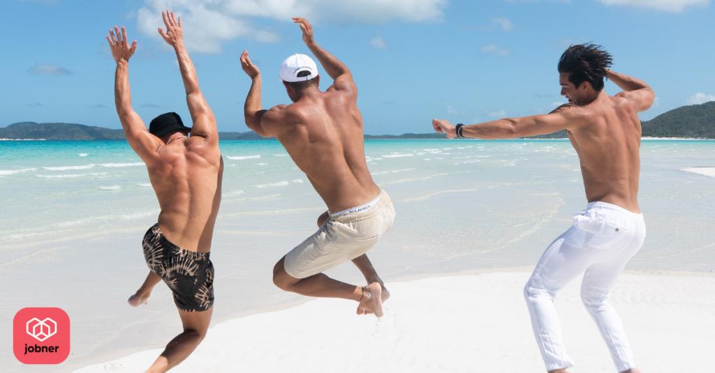 Freelancers en vakantiekrachten staan deze zomer te springen om te werken op de gaafste locaties in Nederland.