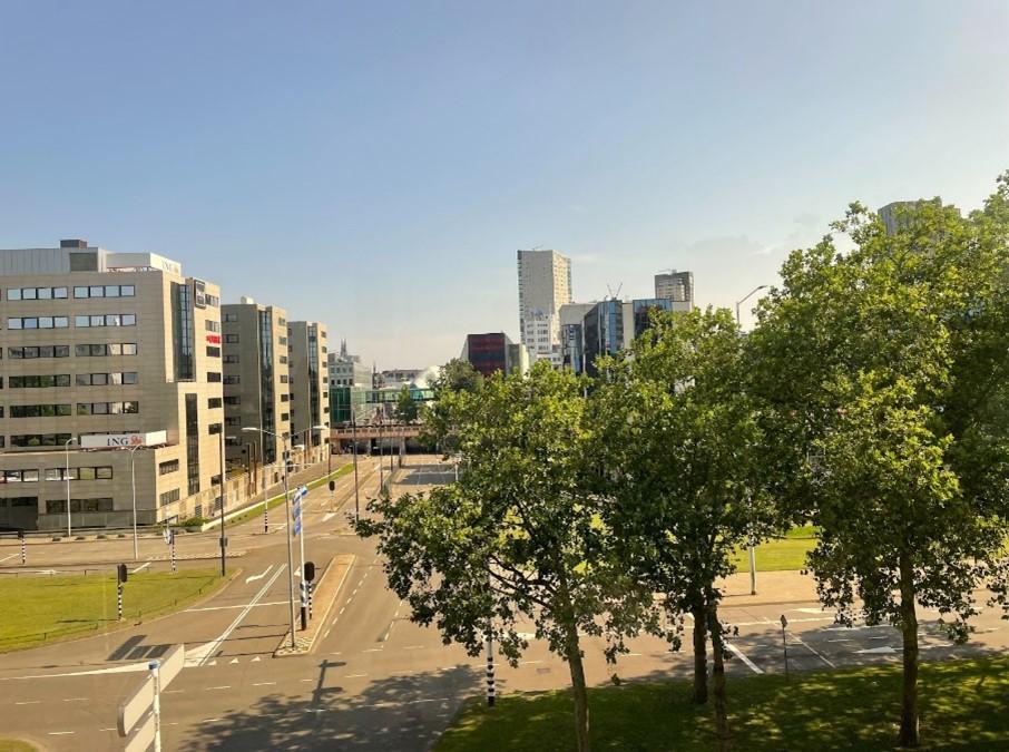 Uitzicht van ons kantoor in Eindhoven.